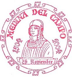 736 Medina del Campo